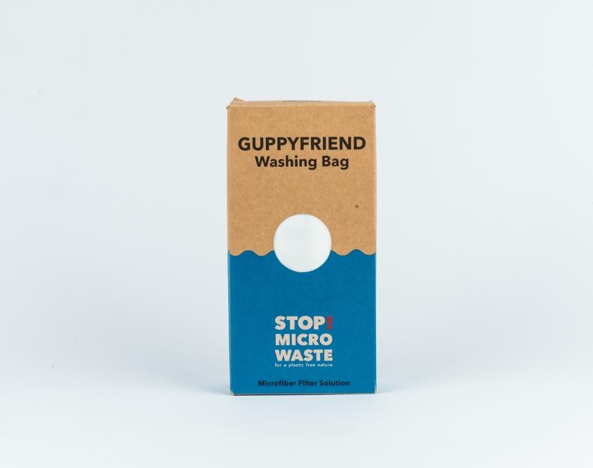 Guppyfriend Waschbeutel Mikroplastikfasern vermeiden