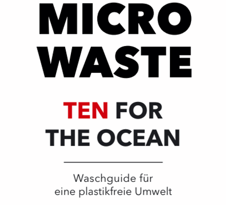 Waschguide Ten for the Ocean