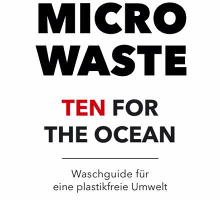 Waschguide Ten for the Ocean