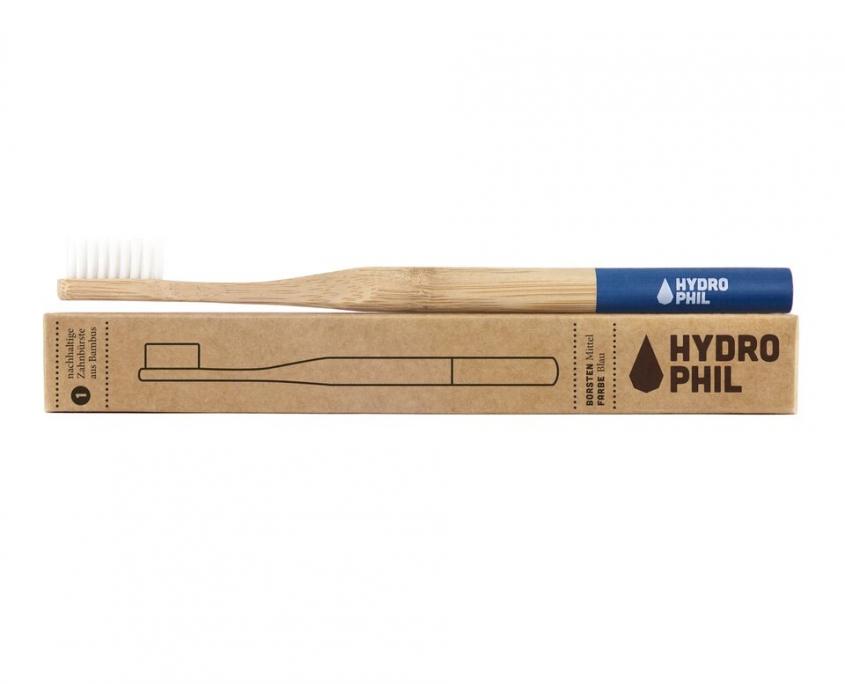 Zero Waste im Badezimmer mit HYDROPHIL Zahnbürsten