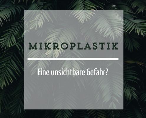 Mikroplastik unsichtbare Gefahr