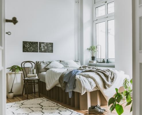 Möbel aus Pappe