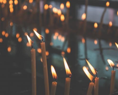 Feuerwerk Alternativen Zero Waste Silvester