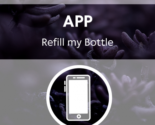 Refill my Bottle App