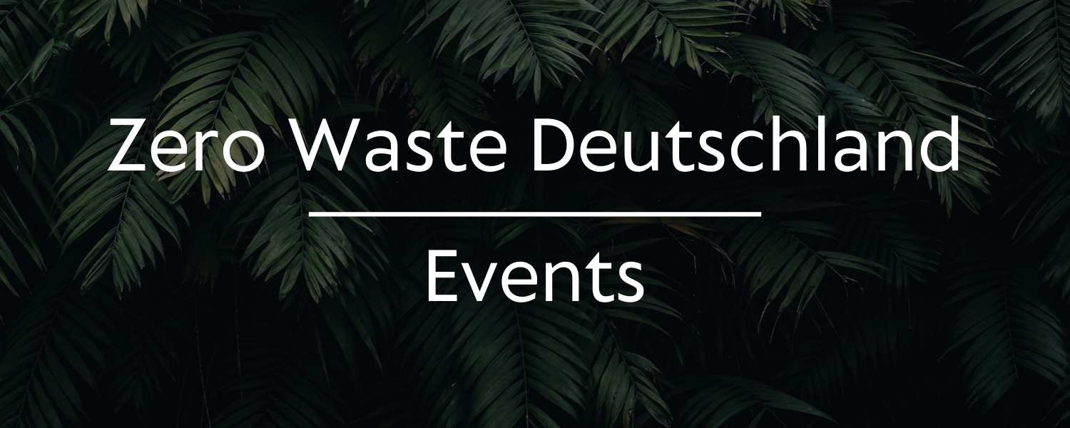 Zero Waste Deutschland Events